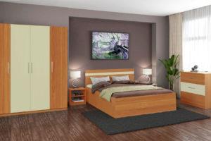 Dormitor Salonic Cires